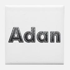 Adan Metal Tile Coaster