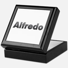 Alfredo Metal Keepsake Box