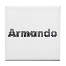 Armando Metal Tile Coaster