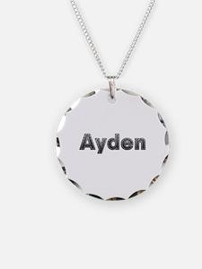 Ayden Metal Necklace