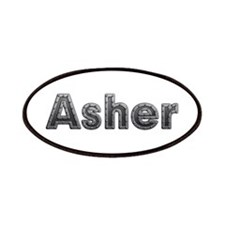 Asher Metal Patch