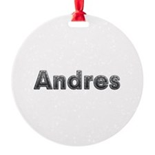 Andres Metal Ornament