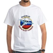 Su-27 Flanker (CyxoN Cy-27) T-Shirt
