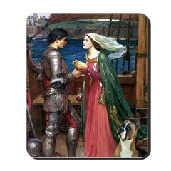 Knight & Boxer Mousepad