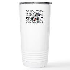 Graduation Goal Travel Mug