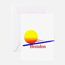 Brendon Greeting Cards (Pk of 10)