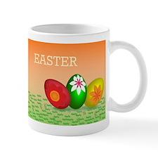 Colorful Easter Eggs Mugs