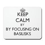 Basilisk Mouse Pads
