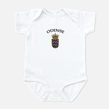 Odense, Denmark Infant Bodysuit
