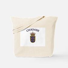 Odense, Denmark Tote Bag