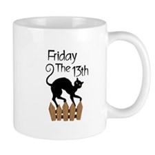 Friday The 13th Mugs