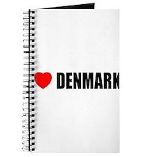I Love Denmark Journal