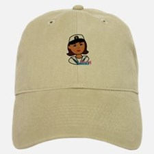Dark Navy Head - Dress Whites Baseball Baseball Cap