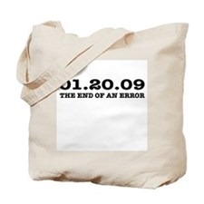 Bush's Last Day Tote Bag