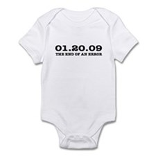 Bush's Last Day Infant Bodysuit