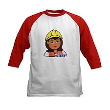Construction Worker Head - Da Tee