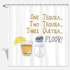 Slammed shower curtains slammed fabric shower curtain liner for 1 tequila 2 tequila 3 tequila floor song