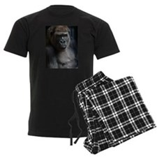 Portrait Of a Gorilla Pajamas