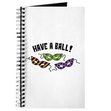 Have A Ball! Journal