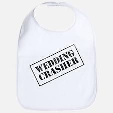 Wedding Crasher Stamp Bib