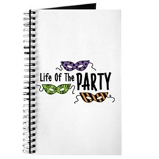 Life Of The Party Journal