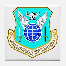 USAF OSI Tile Coaster