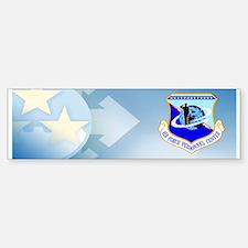 USAF News Agency Bumper Bumper Sticker