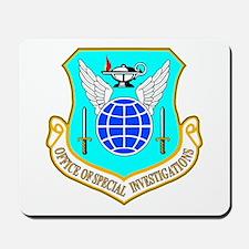USAF OSI Mousepad