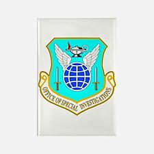 USAF OSI Rectangle Magnet