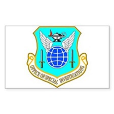 USAF OSI Decal