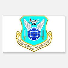 USAF OSI Decal