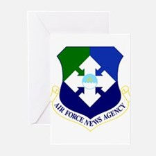USAF News Agency Greeting Cards (Pk of 10)