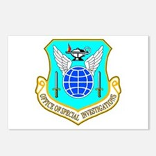 USAF OSI Postcards (Package of 8)