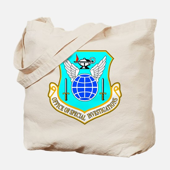 USAF OSI Tote Bag