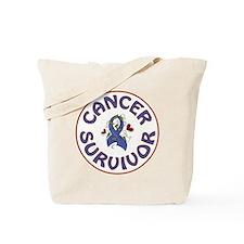 CANCER SURVIVOR Tote Bag