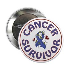 "CANCER SURVIVOR 2.25"" Button"