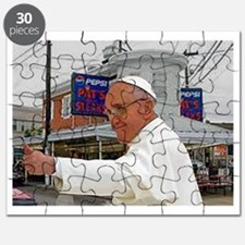 Pope Visits Pat's Puzzle
