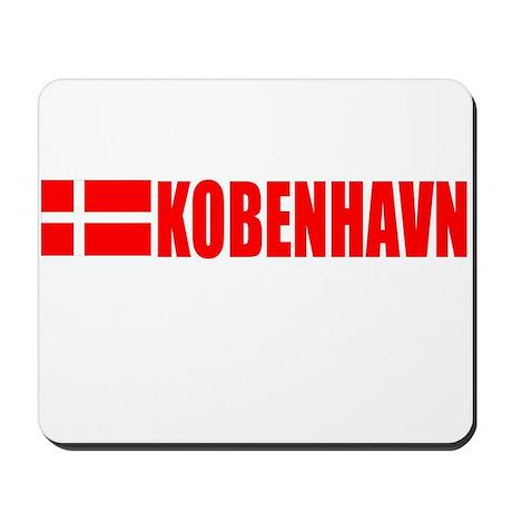 Kobenhavn, Denmark Mousepad
