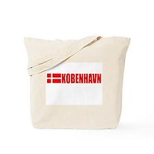 Kobenhavn, Denmark Tote Bag