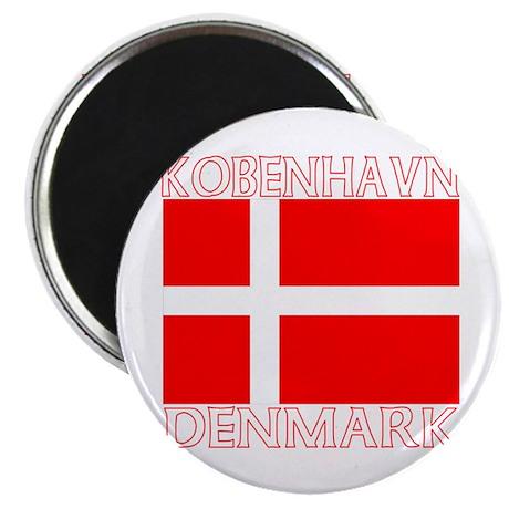 Kobenhavn, Denmark Magnet