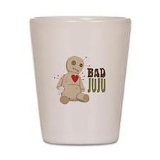 Bad JuJu Shot Glass