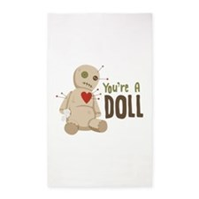 Youre A Doll 3'x5' Area Rug