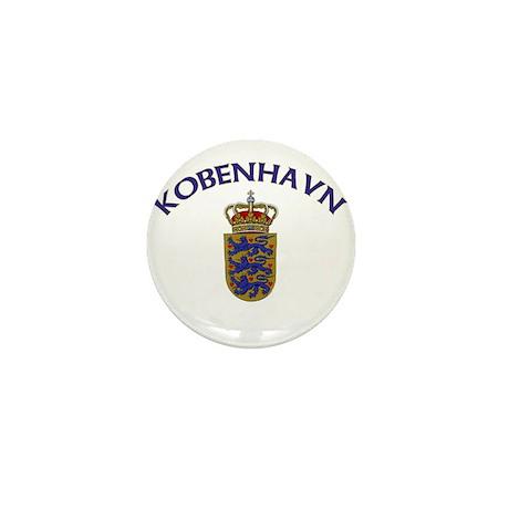 Kobenhavn, Denmark Mini Button (100 pack)