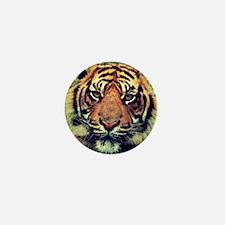 Art of Tiger Mini Button