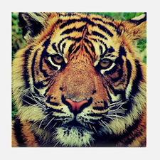 Art of Tiger Tile Coaster