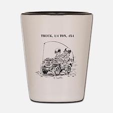 WW2 G503 (3) Shot Glass