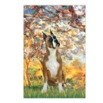Spring with a Boxer Postcards (Package of 8)