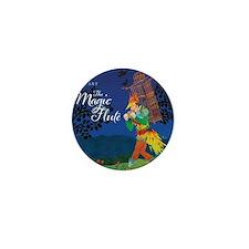 The Magic Flute Mini Button
