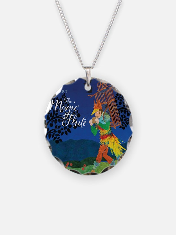The Magic Flute Necklace