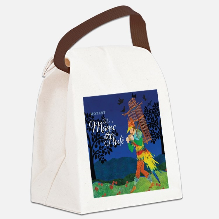 The Magic Flute Canvas Lunch Bag